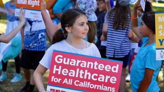 S3 healthcare california