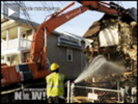 Detroit demolition