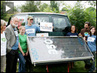 Unity College Students & Bill McKibben Launch Road Trip to Reinstall Jimmy Carter Solar Panel Back on White House Roof