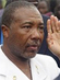 Liberian President Charles Taylor Surrenders Power and Flies Into Exile in Nigeria