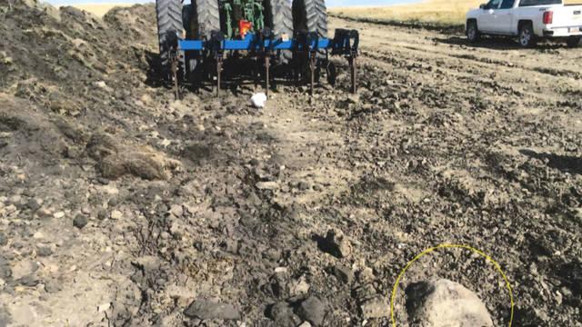Seg tractor death site