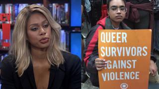 Seg laverne violence against trans