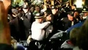 Occupy Wall Street March Gets Massive Turnout, 28 Arrested in Police Crackdown
