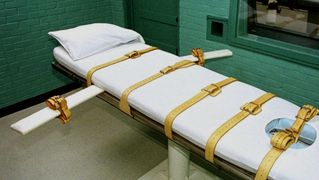 Lethal injection death penalty