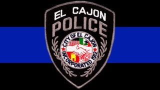 S4 el cajon police badge