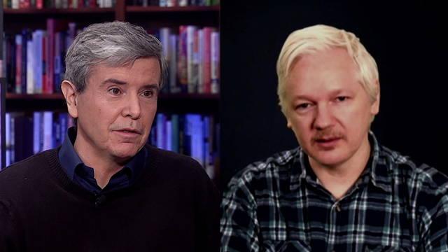 S8 nairn assange split