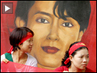 Burmese Pro-Democracy Leader Aung San Suu Kyi Freed After 15 of Past 21 Years in Detention