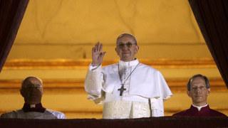 Pope bergoglio 1