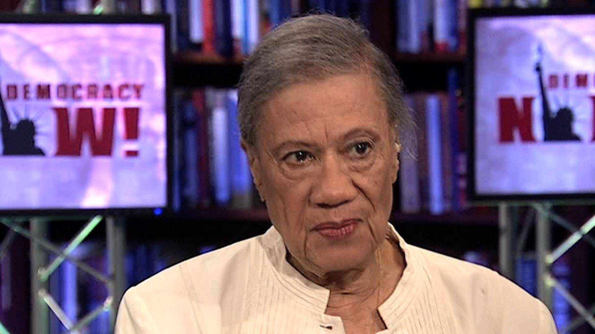 Civil Rights Pioneer Gloria Richardson 91 On How Women