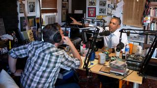 Obama marc maron wtf racism 2