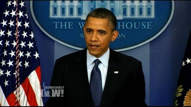 Button obama leaks