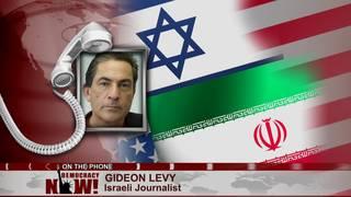 Gideon levy israel
