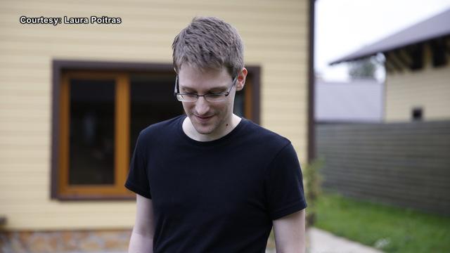 Snowden poitras