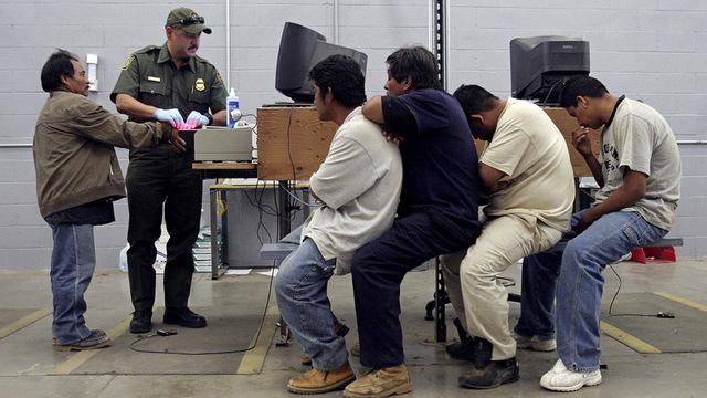 S5 immigrant detention