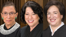 Ginsburg, Sotomayor, Kagan Blast Texas Anti-Choice Law, But Will Their Male Colleagues Follow Suit?