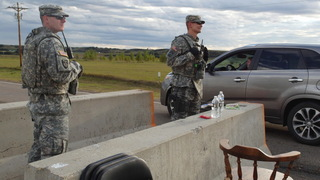Nationalguardcheckpoint