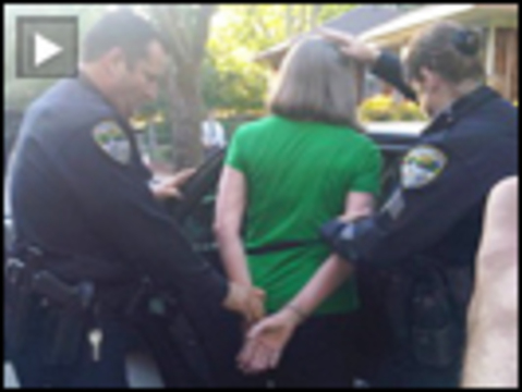 Green arrested