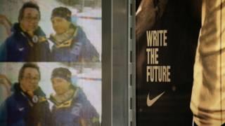 Nike reporters