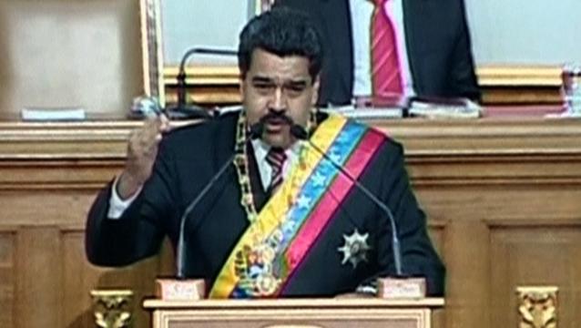 Maduro venezuela sanctions us