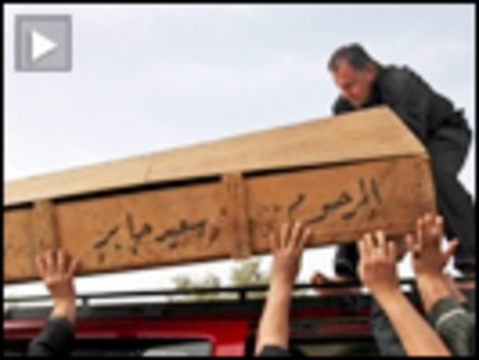 Coffin iraq