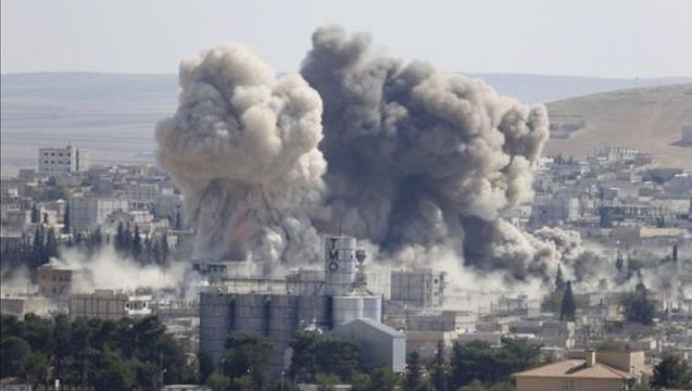 S1 syria kobani