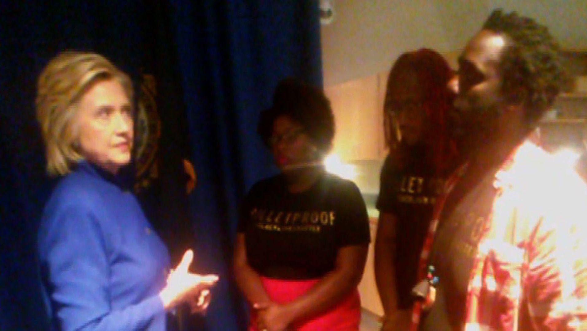 When Black Lives Matter Met Clinton Activists Speak Out