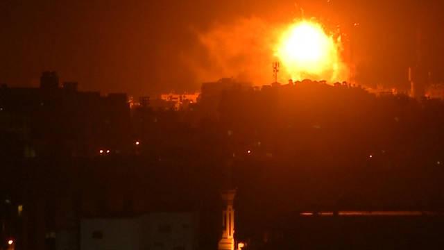 Seg gaza tvstation bombing