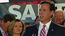 Santorum's Emergence Signals Divided GOP Base While Paul Gains from Dems' Disenchantment with Obama