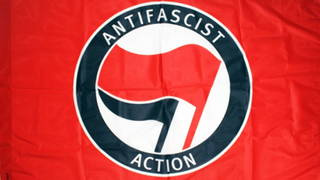 S3 antifa flag