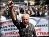 Protests in Greece in Response to Severe Austerity Measures in EU, IMF Bailout