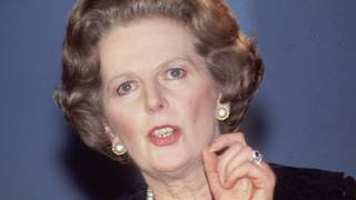 Thatcher death