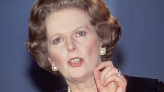 Thatcher death