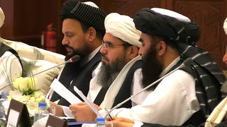 Seg1 taliban peace talks 1