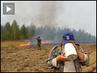 Russia-fire