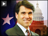 "Rick Perry Stirs Ire for Fed Threat, ""Economic Miracle"" Claim & Calling Entitlements ""Ponzi Scheme"""
