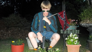 Domestic terrorism right wing extremist white supremacist dylan roof 1