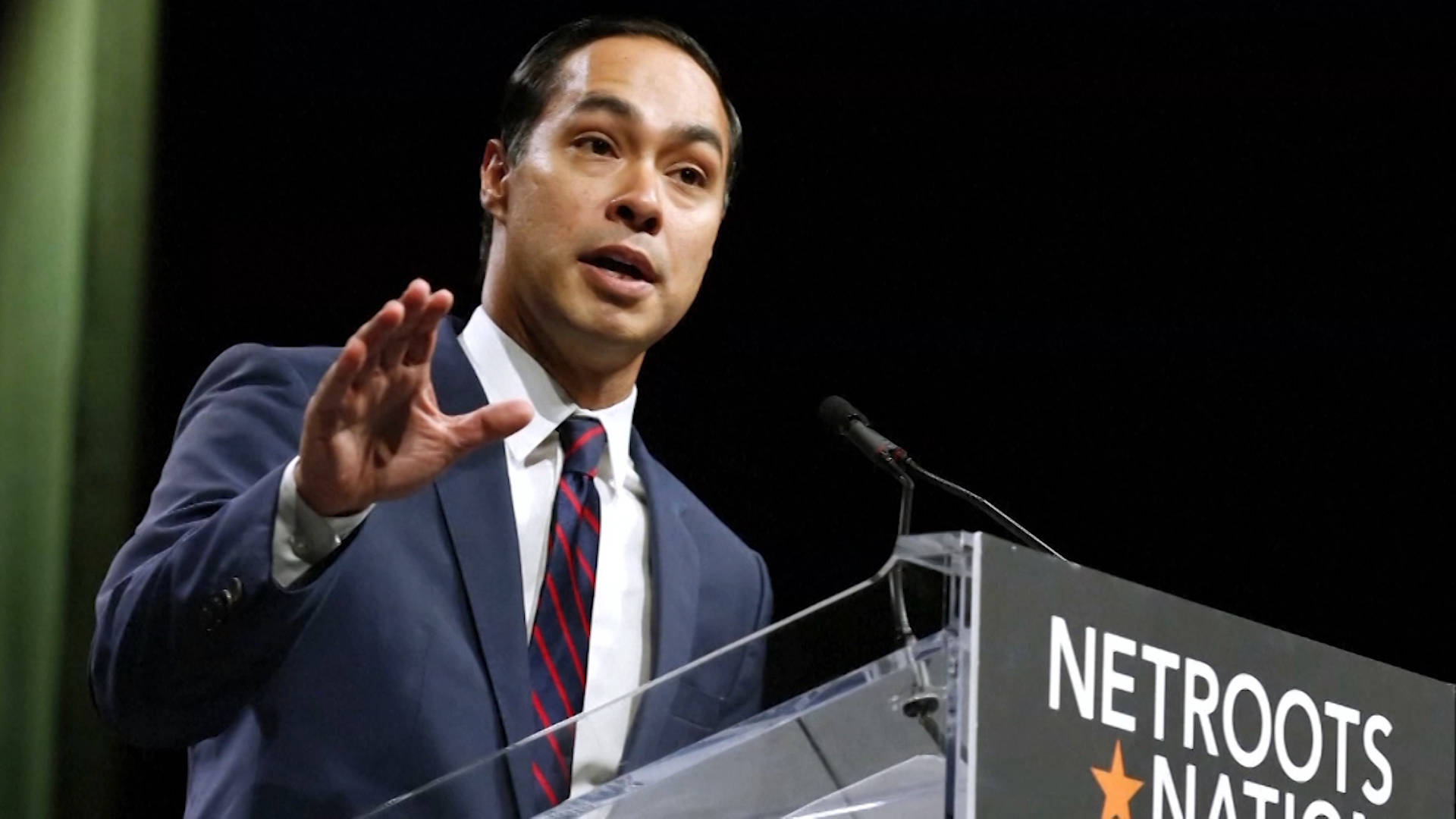 Julián Castro is Running for President & Supporting Striking Amazon & McDonalds Workers