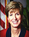 The Head of the Environmental Protection Agency Christie Todd Whitman Steps Down