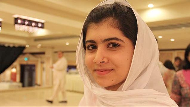 Pakistani Education Activist Malala Yousafzai Becomes ...