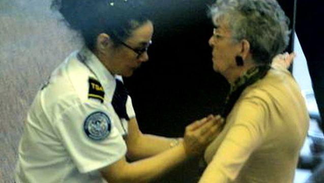 Tsa security women
