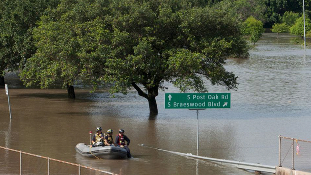 Texas weather flooding storms 1