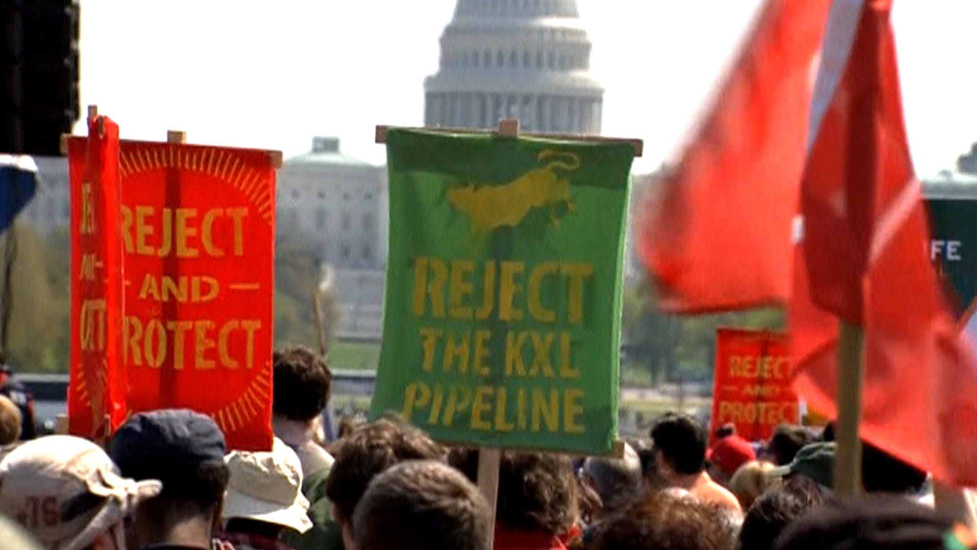 """An Incredible Victory"": Opponents of Keystone XL Pipeline Praise Judicial Order Blocking Construction"