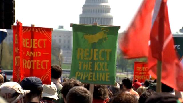 Seg keystonepipeline protesters 3