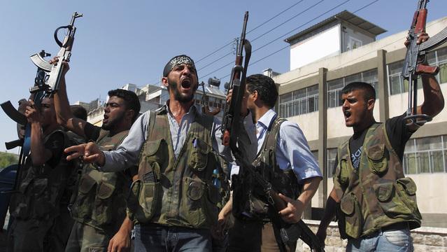 Syrian rebels 1