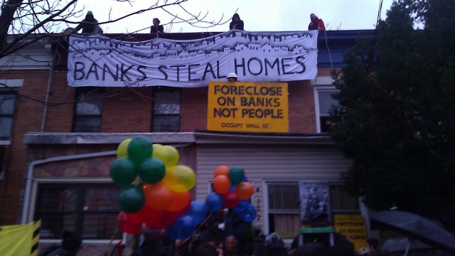 Occupy homes1