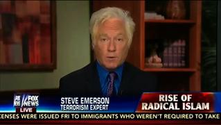 Steve emerson fox terrorism
