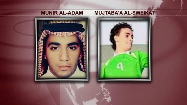 Saudi facing execution