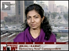 """People Are Taking Care of Each Other"": Democracy Now!'s Anjali Kamat Camps with Protesters Overnight in Tahrir Square"