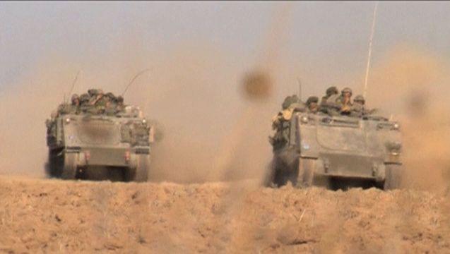 2014 0718 israel groundoffensive
