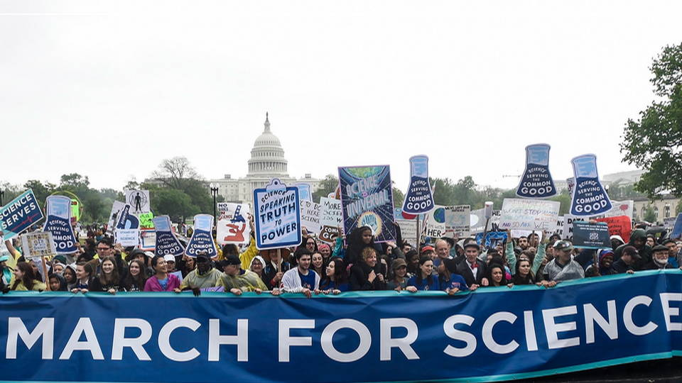 S7 march for science twitter